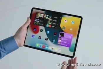Apple's new iPadOS 15 features major multitasking overhaul