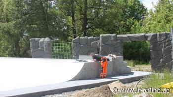 Herzberg: Sportpark an der Lapine steht kurz vor der Eröffnung - Lausitzer Rundschau