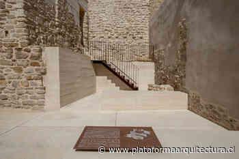 Espacio de Interpretación Muralla Del Alcázar de Arjona / Mensulae   Arquitectura & Patrimonio - Plataforma Arquitectura