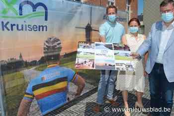 """Kruisem opent nieuwe fietsroute langs horeca: """"Ons toerisme een boost geven"""""""
