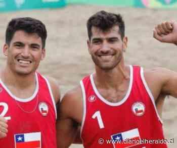 Nuevamente en el Olimpo Los primos Grimalt estarán por segunda vez en la cita más importante del planeta - Diario El Heraldo Linares