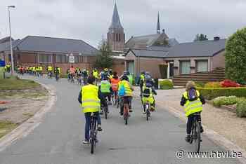De Zandkorrel fietst - Het Belang van Limburg