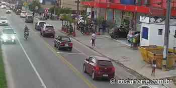 Rio-Santos tem tráfego intenso e excesso de veículos para Bertioga - Jornal Costa Norte