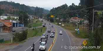 Mogi-Bertioga registra tráfego intenso com pontos de lentidão sentido Mogi - Jornal Costa Norte