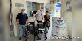 Tintas Palmares doa quatro cadeiras de rodas a entidades de Bertioga e São Paulo (SP) - Jornal Costa Norte