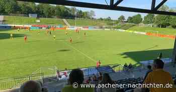 Spielbericht VfB Homberg gegen FC Wegberg-Beeck - Aachener Nachrichten