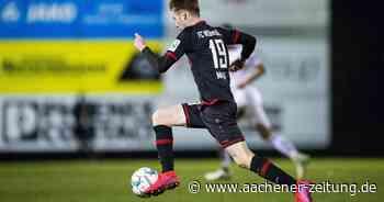1:3 in Lotte: Der FC Wegberg-Beeck kassiert eine völlig unnötige Pleite - Aachener Zeitung