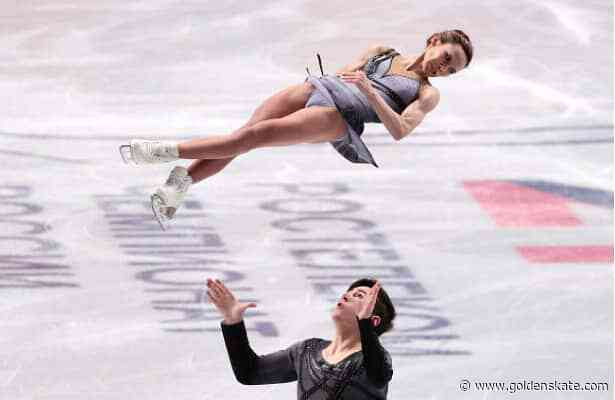 Pavliuchenko and Khodykin aim to fly high as 'Black Swans'