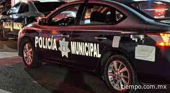Le roban su vehículo con violencia en parques de San Agustin - El Tiempo de México