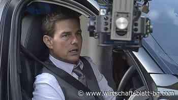"""Auch Tom Cruise ist mit dem Rest der """"Mission"""" unter Quarantäne: Impossible 7″ Crew. - Bulgarisches Wirtschaftsblatt"""