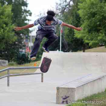 WHAT'S GOING ON HERE? New skate park for Caledon youth in the works - Toronto Star
