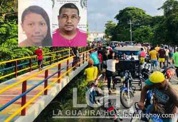 Capturan en Hatonuevo presunto asesino de adolescente ocurrido el 1 de mayo en Fonseca - La Guajira Hoy.com