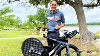 Triathlon : pas épargné par le sort, Antony Costes aura été privé de son rêve américain - Midi Libre