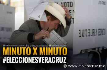 Minuto x Minuto: Con dinero y armas, detienen a candidato de Perote - e-consulta Veracruz
