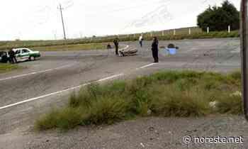 Motociclista muere tras choque con auto, en el libramiento Xalapa-Perote - NORESTE