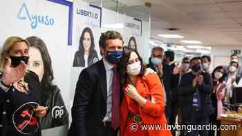 Génova se abre a que Ayuso presida el PP madrileño - La Vanguardia