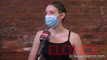 Bailarina entrerriana representará a la Argentina en un certamen en Génova - Elonce.com