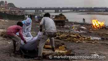 India Plays Net In Ganges River To Rescue Floating Corpses Of Coronavirus Victims - Market Research Telecast