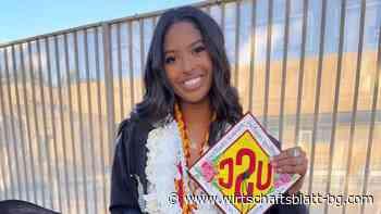 Natalia Bryant, die älteste Tochter von Kobe Bryant, hat die High School abgeschlossen. - Bulgarisches Wirtschaftsblatt