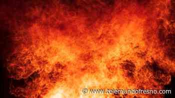 Levantan órdenes de evacuación por incendio Buck; 50 acres quemados - Telemundo Fresno