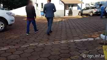 Suspeito de homicídio em bar no Jardim Alvorada se apresenta à DH acompanhado do advogado - CGN