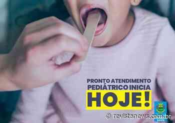 Pronto Atendimento Pediátrico inicia atendimentos em Alvorada - Revista News