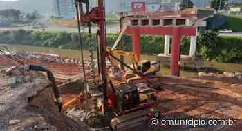 Nova cabeceira da ponte Santos Dumont será diferente da anterior; entenda - O Munícipio