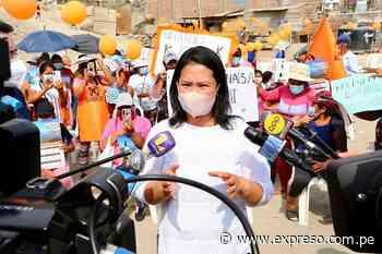Keiko Fujimori sobre ataque sufrido en Huaraz: «Hay un miembro claramente identificado del Movadef, que es además simpatizante de Perú Libre» - Expreso (Perú)