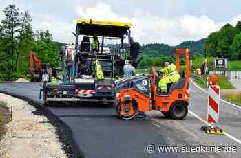 Stockach: Umleitung neben der L 194 ist fast fertig: In ein paar Tagen fließt der Verkehr an der Brücke anders - SÜDKURIER Online