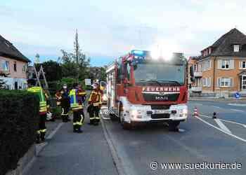 Stockach: Mehrere Brände halten die Stockacher Feuerwehr auf Trab - SÜDKURIER Online