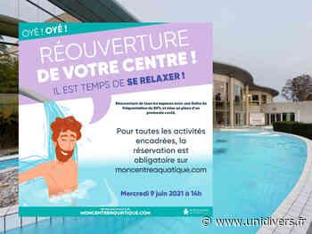 Réouverture du Centre Aquatique Forméo Falaise mercredi 9 juin 2021 - Unidivers