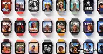 Apple Watch gets Portrait face feature video     - CNET
