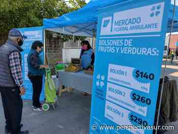 Vuelve el Mercado Federal Ambulante a Berazategui con bolsones de frutas y verduras - Perspectiva Sur