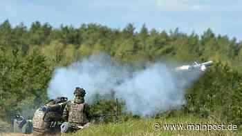 Hammelburg: Reservisten halten Betrieb am Laufen - Main-Post