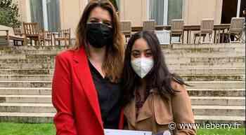 Nadia Bouakil, aide-soignante à Saint-Amand-Montrond, récompensée pour son engagement durant le confinement - Le Berry Républicain