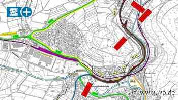 Bad Berleburg: Das ist der Plan für den Ausbau der B 480 - Westfalenpost