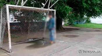 Hallan ahorcado a un hombre en el Parque del barrio Nariño - LA RAZÓN.CO