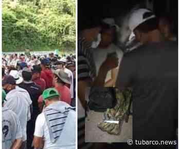 Panoya-Taminango el punto que sigue bloqueado en la Panamericana en Nariño - TuBarco