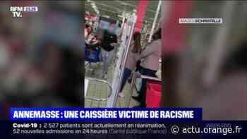 Haute-Savoie: une caissière victime de racisme dans un magasin d'Annemasse - Actu Orange