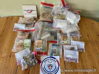 Trafic de stupéfiants dans l'agglo d'Annemasse : six membres d'un réseau albanais interpellés avec l - Le Messager