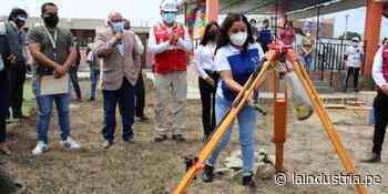 Inician reconstrucción de colegio en Chicama que beneficiará a más de 150 estudiantes - La Industria.pe
