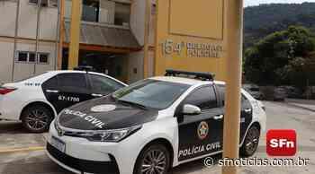 Polícia Civil de Cordeiro prende, em São Fidélis e Friburgo, acusados de roubos de caminhões e cargas - SF Notícias