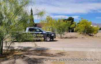 Caminaba cerca de canal de Infonavit Casas Grandes y encontró cadáver - El Diario de Chihuahua