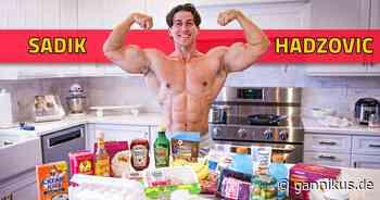 Nur sauberes Essen: Bodybuilding-Profi stellt sich 10.000-Kalorien-Challenge! - Gannikus