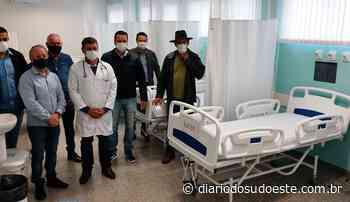 Dois Vizinhos inaugura Hospital de Campanha exclusivo para pacientes covid - Diário do Sudoeste