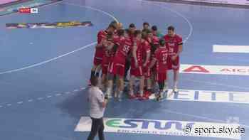 LIQUI MOLY HBL: Die Eulen Ludwigshafen gewinnen gegen den HC Erlangen - Sky Sport