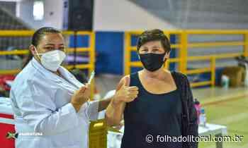 Guaratuba muda local de vacinação contra a Covid-19 e autoriza agendamento prévio - Folha do Litoral News