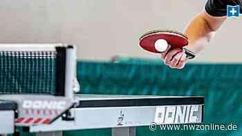 Personalien aus Friesland und Wilhelmshaven: Nur wenige Wechsel im Tischtennis - Nordwest-Zeitung
