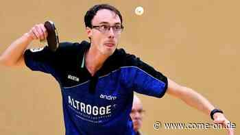 Tischtennis WTTV veröffentlicht die Klasseneinteilung für die Saison 2021/22 - come-on.de
