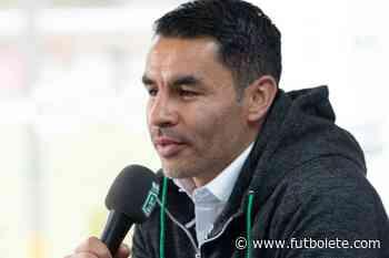 Restrepo, Nájera y el cuerpo técnico que presentaría Atlético Nacional - Futbolete
